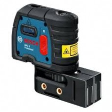 Bosch GPL 5 Self-Levelling 5 Point Laser 0601066200