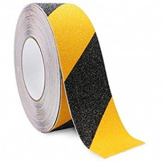 Aran Anti Slip Protection Tape yellow and black