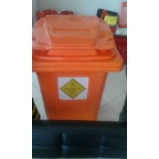 Chemical Spill Kit bin 240L