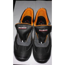 Safety Boots GIASCO Black And Orange