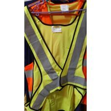 Vest High Visibility Warming Vest