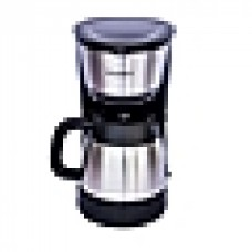 Nasco CM4313AM-GS Drip Coffee Machine - 0.5 Litre Black