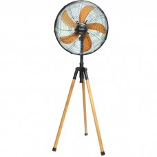 NASCO 18 INCHES STANDING FAN BROWN FF-450C-BROWN