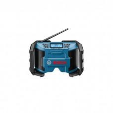 BOSCH Professional Jobsite Radio - 0601429200 (GML 10.8 V / GPB 12V-10)