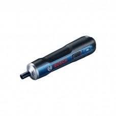BOSCH Go + Acc Cordless Battery Screwdriver (06019H20K1)