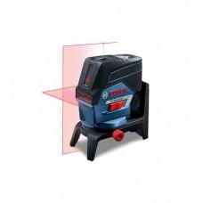 BOSCH Professional Combi Laser (GCL 2-50 C) + Rotating Mount (RM2) - 0601066G00