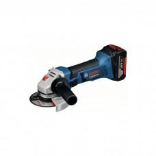 BOSCH Professional Cordless Angle Grinder - 060193A30K (GWS 18 V-LI)