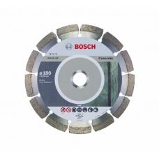 BOSCH 180mm Concrete Diamond Cutting Disc[2608602199]
