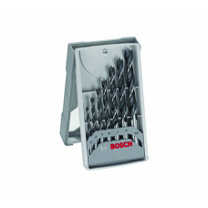 Bosch 2607017034 3/4/5/6/7/8/10 mm X-Pro Wood Drill Bit Set (2607017034)