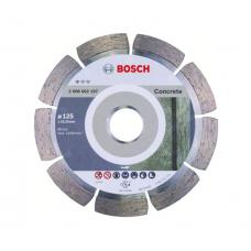 BOSCH 125mm Concrete Diamond Cutting Disc[2608602197]