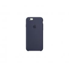 Apple Iphone 6S Plus Silicone Case (Dark Blue)