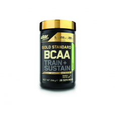 "GOLD STANDARD BCAAâ""¢ TRAIN & SUSTAIN 266g [28 Servings]"