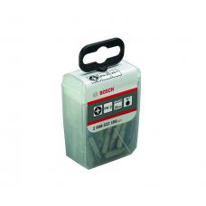 Bosch - 2608522186 - Screwdriver Bit Extra Hard Pack Of 25
