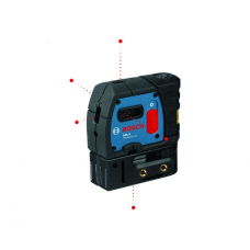 BOSCH Professional 3-Point Laser Alignment with Self-Leveling (GPL 3)