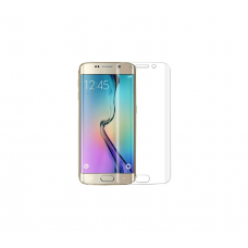Curved Edge Glass Protector For Samsung S6 Edge  (Plain)