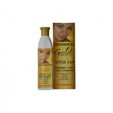 Brown Skin Gold Clarifying Body Lotion 350ml