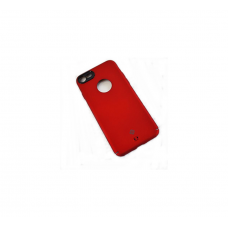 Totu Design Magnet Force Silicon Case For Iphone 7 (Red)
