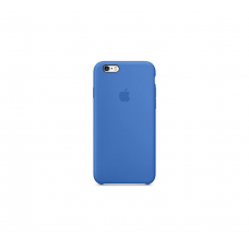 Apple IPhone 6S Silicone Case (Light Blue)
