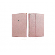 Ipad Pro 9.7 Inches Noble Series Leather Flip Case (Rose Gold)