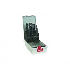 BOSCH 25-piece HSS-TiN Metal Drill Bit Set [2608587019]