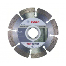 BOSCH 115mm Concrete Diamond Cutting Disc[2608602196]