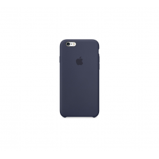 Apple IPhone 6S Silicone Case (Dark Blue)