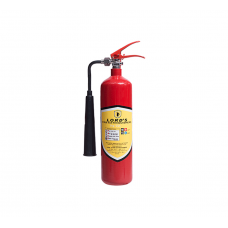 Lord's Extinguisher 3kg co2 Carbon Dioxide
