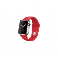 Apple Watch Strap Sports Band 38mm (Red)