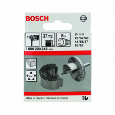 BOSCH (8 Piece) Hole Saw Set [1609200243]