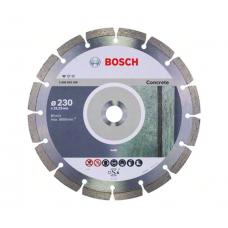 BOSCH 230mm Concrete Diamond Cutting Disc  [2608602200]