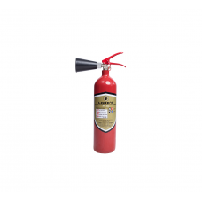 Lord's Extinguisher 2kg co2 Carbon Dioxide
