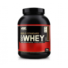 Gold Standard 100% Whey 5lbs (74 Servings)