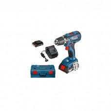 BOSCH Professional Cordless Drill/Driver - 0615990H27 (GSR 18-2LI)